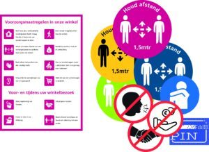 Afstands- en Signalisatiestickers