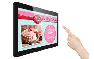 POS Touch scherm